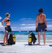 Дайвинг на Тенерифе (Open Water Diver OWD)